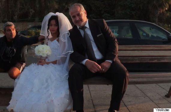 Una sposa bambina e suo