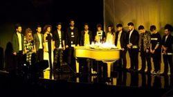XFactor omaggia le vittime di Parigi con