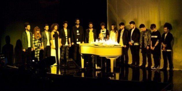 X Factor 9: Leonardo e Landlord eliminati. L'omaggio commosso alle vittime di Parigi cantando