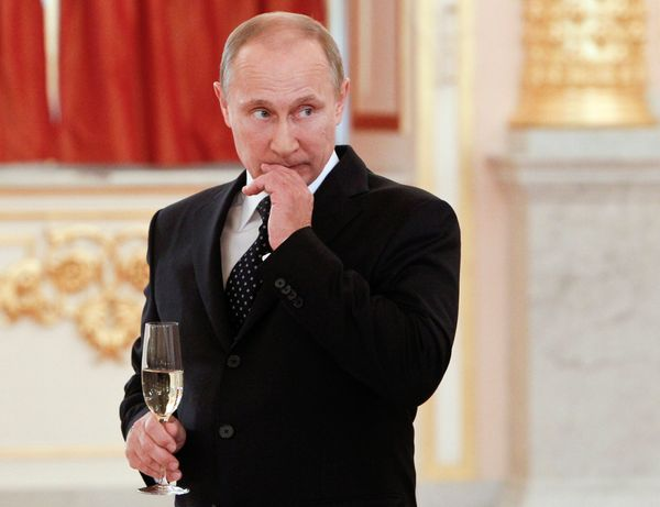 "<br>Putin is believed to be worth between <a href=""http://www.bloomberg.com/news/2013-09-17/vladimir-putin-the-richest-man-on"