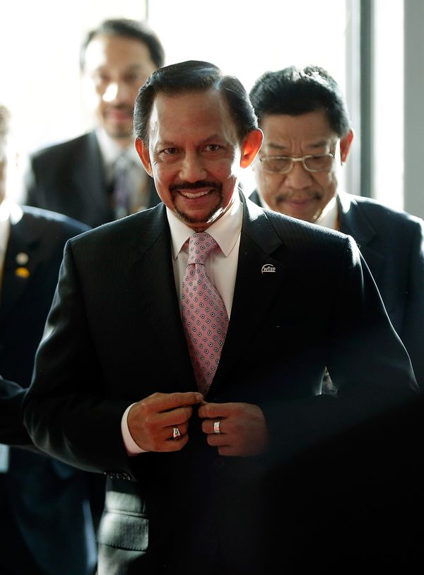 "<br>The Sultan of Brunei is worth <a href=""http://www.forbes.com/sites/investopedia/2011/04/29/the-worlds-richest-royals/2/"""