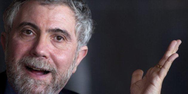 Paul Krugman attacca