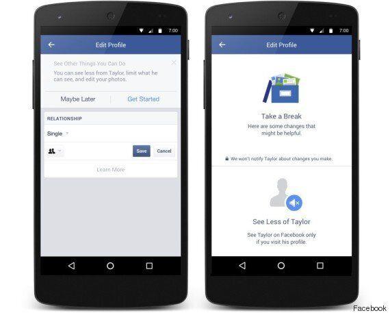 Facebook aiuta gli utenti a dimenticare l'ex: lancia nuovi strumenti per