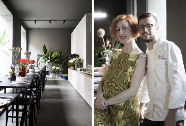 Pane e Tulipani, a Milano il locale di una fioraia e cantante jazz. 4 ricette da copiare