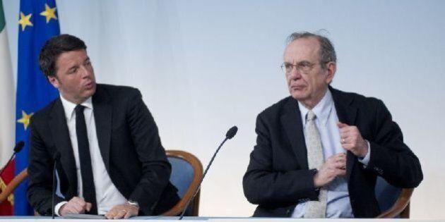 Ue. Matteo Renzi e Padoan al lavoro sul documento italiano: nel mirino il Fiscal