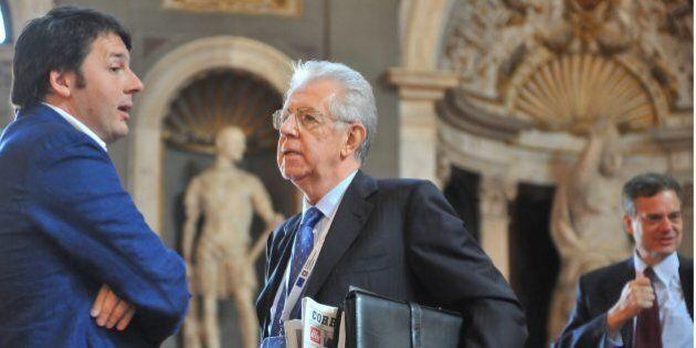 Scontro Renzi-Monti: il segnale pubblico che una classe dirigente, cresciuta sotto la bandiera europea,...