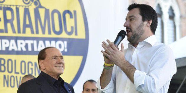 Attentato Bruxelles: Salvini e Berlusconi divisi. La destra che fa sciacallaggio isola la destra moderata...
