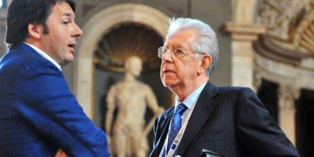 Renzi e Monti non si dividano, noi italiani siamo l'ultimo baluardo alla