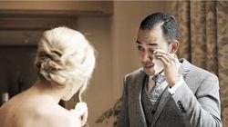 23 sposi totalmente sopraffatti dall'emozione