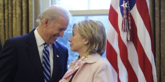 Usa 2016, primarie partito democratico: il primo dibattito tv a Las Vegas. Con l'ombra di Biden