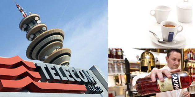 I francesi prendono Telecom, gli italiani si comprano da