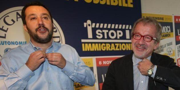 Mario Mantovani arrestato. Roberto Maroni sempre più ammaccato ma Matteo Salvini non lo