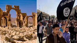 Isis sotto attacco a Palmira e