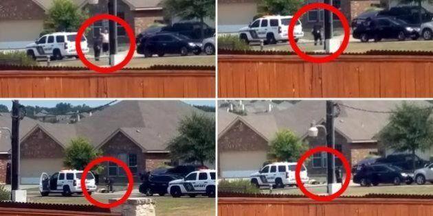 Texas, polizia uccide un uomo a mani alzate. Un video riaccende le