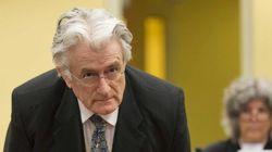Karadzic condannato per genocidio a