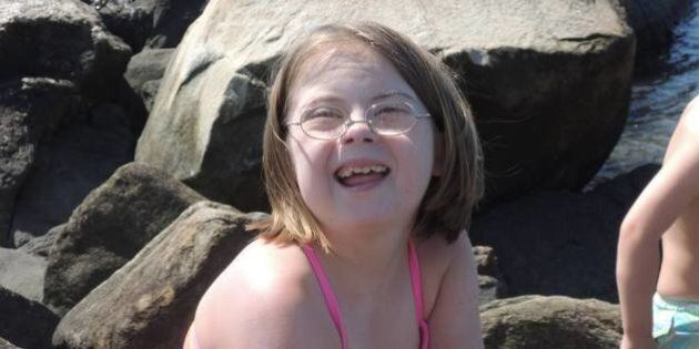 Penny Backer, una bambina di 9 anni con la sindrome di Down racconta come si svolge una sua giornata...