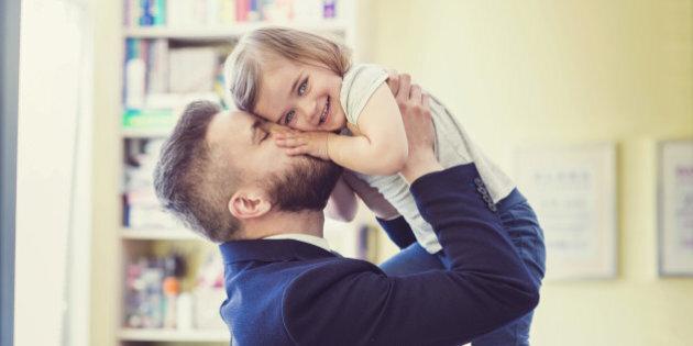 Papà figlia dating applicazione