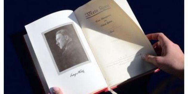 Germania, Mein Kampf torna in libreria e fa il tutto