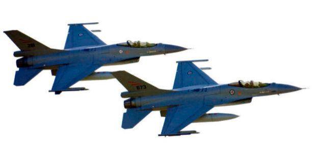 Il Belgio colpirà lo Stato Islamico con gli F-16. L'annuncio del premier Charles Michel a John