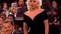 La verità sulla reazione di DiCaprio alla vittoria di Lady Gaga nella serata dei Golden