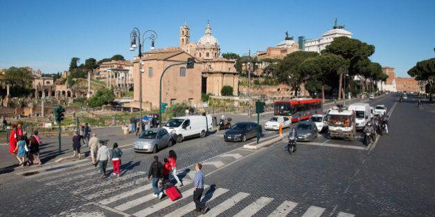 Ja, ich liebe Rom!Yes, I love