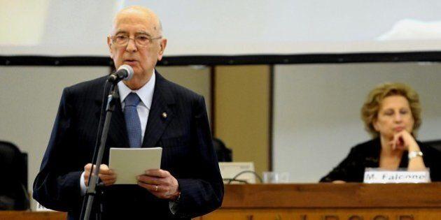 Giorgio Napolitano non sarà sentito come testimone al processo Borsellino quater sulla strage di via