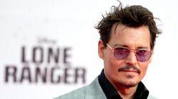 È il giorno di Johnny Depp nei panni del