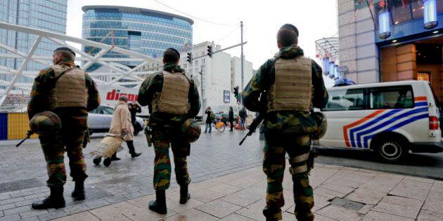 Terrorismo, Bruxelles ostaggio della minaccia jihadista. Nero dentro al cuore