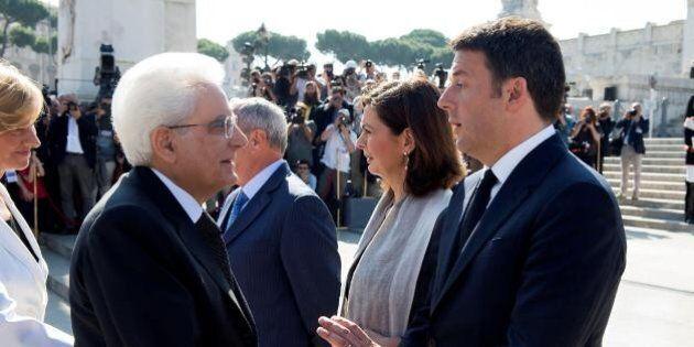 SONDAGGIO Ixè per Agorà, Sergio Mattarella doppia Matteo Renzi. Cresce la fiducia solo nel Capo dello