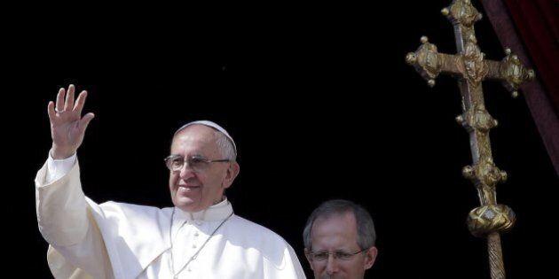 Papa Francesco, la Pasqua 2016 segna