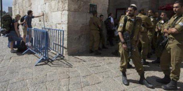 Per il vice capo dell'Idf, in Israele ci sono tendenze rivoltanti come nella Germania