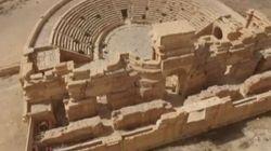 Palmira liberata: ecco cosa rimane del sito