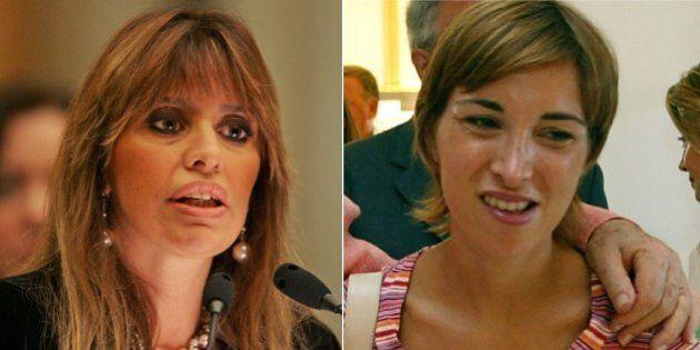 Mussolini contro. Rachele con Giorgia Meloni, Alessandra con Alfio Marchini. La leader di FdI: