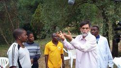 Jacopo Fo in Mozambico. Con il teatro si fa