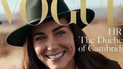 Il servizio di Vogue Uk rivela il nuovo look di
