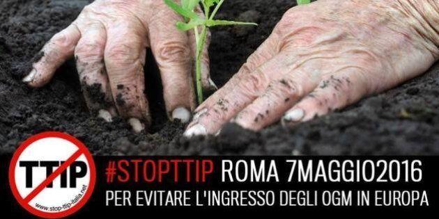 TTIP, è necessario opporsi a un negoziato opaco e pieno di