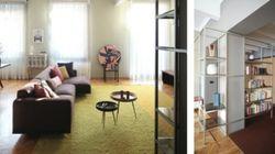 Il design di questa casa piace a tre generazioni