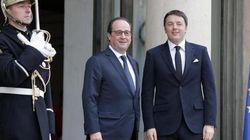 La proposta di Renzi per Hollande: strapparlo ad una strategia cieca e