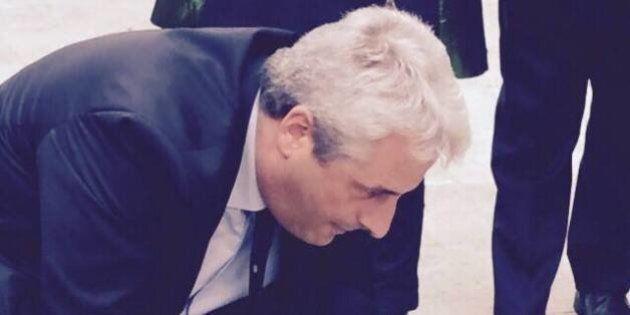 Federico Borgna, sindaco di Cuneo non vedente alla Stampa:
