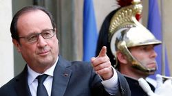 Dopo gli attacchi di Parigi, Hollande sale nei