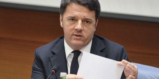 Matteo Renzi, lettera di parlamentari renziani al premier: