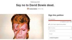 Su Change la petizione per dire no alla morte di
