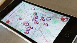 MafiaMaps, la app che mappa il fenomeno mafioso in