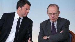 Bagno di realtà per Renzi e Padoan nel day-after della