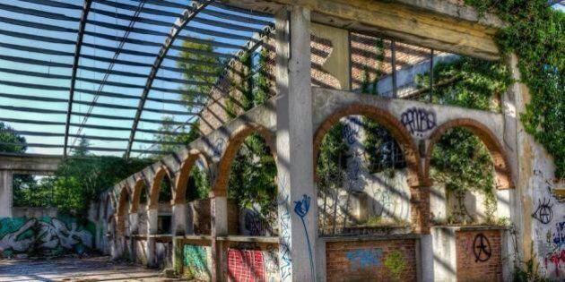 Fondazione con il Sud, gli scatti più belli del contest fotografico sul tema dei luoghi in disuso o abbandonati
