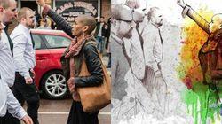 Questo disegno di un illustratore è il più bell'omaggio alla donna che ha sfidato i