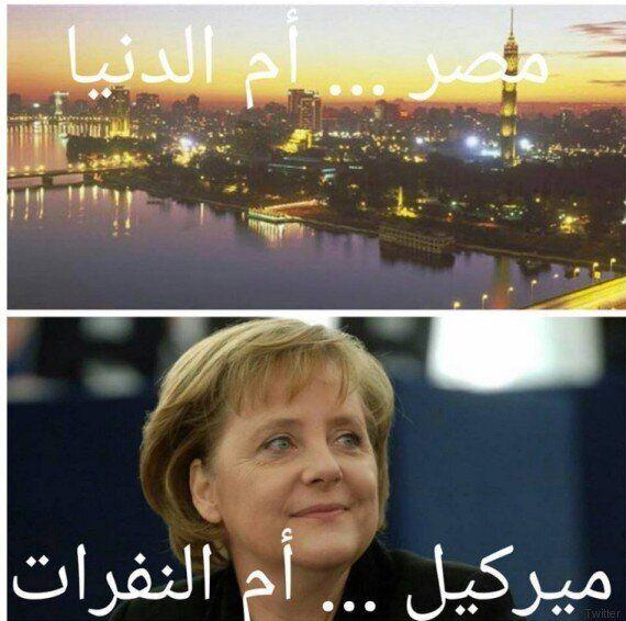 Ungheria, l'esodo dei profughi: a piedi verso Germania e Austria. Spuntano i ritratti di Merkel, l'Angela...