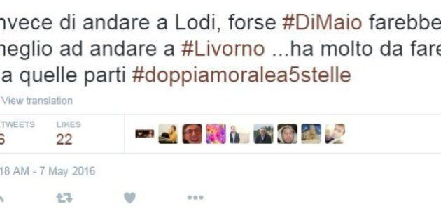 Filippo Nogarin, Pd all'assalto del Movimento 5 Stelle. Ernesto Carbone: