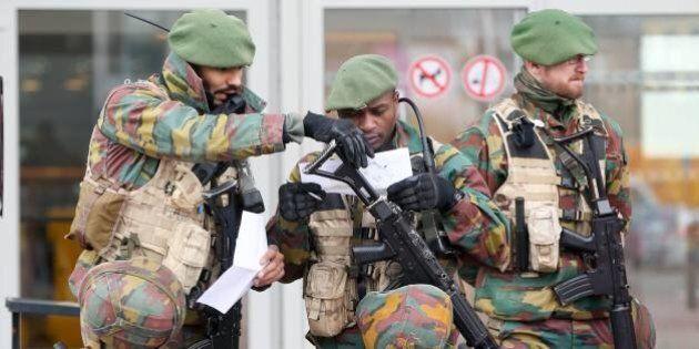 Bruxelles: martedì scuole aperte con le aule bunker. Quinto incriminato per le stragi, spiccato un nuovo...