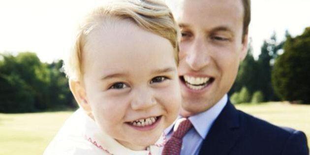 Il principe George compie 2 anni: i 10 momenti più belli del Royal baby